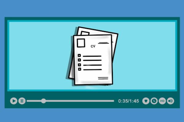 خدمة لإنشاء سيرة ذاتية عبارة عن مقطع فيديو احترافي و تميز عن المتقدمين لنفس الوظيفة