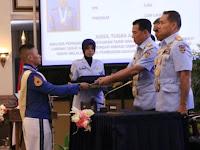 KSAU Minta  Perwira Harus Berpegang Tiga Pilar Pendidikan