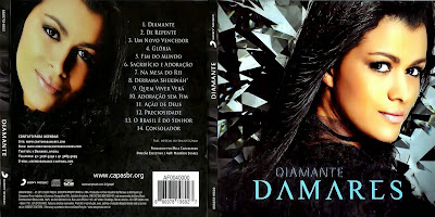 gratis o novo cd de damares diamante