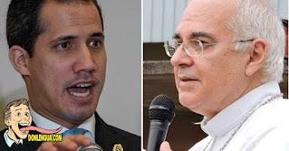 Monseñor Mario Moronta no está de acuerdo con la continuidad de Guaido en la AN