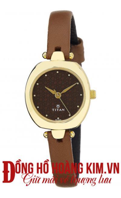đồng hồ da nữ đẹp thời trang