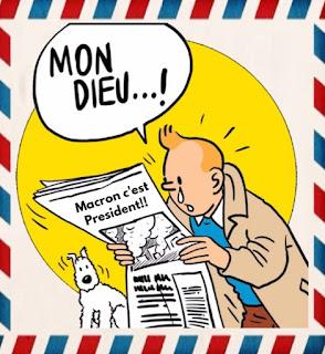 """Andrea Grasso: """"Francia, tra banche e fascismi"""". Macron e Le Pen"""