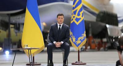 Зеленський дав пресконференцію за підсумками другого року правління