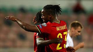 ملخص واهداف مباراة بلجيكا وبيلاروسيا (8-0) تصفيات كاس العالم