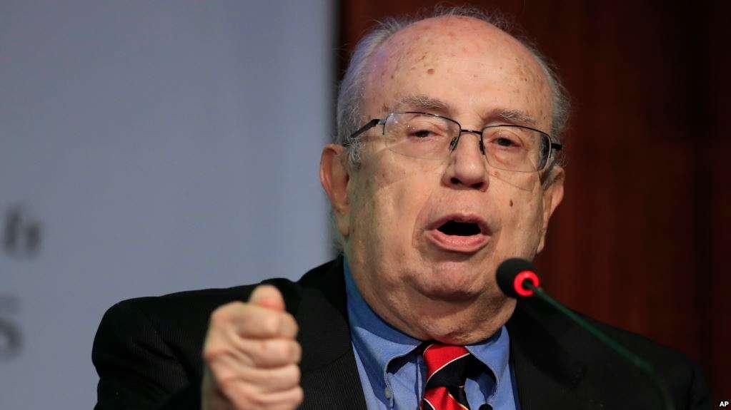 Gustavo Tarre diplomático designado por Guaidó para representar al gobierno interino ante la OEA / AP