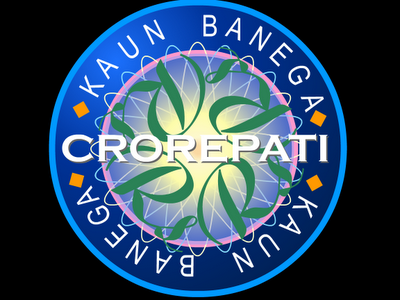 EDUCATION AND ENTERTAINMENT: Kaun Banega Crorepati