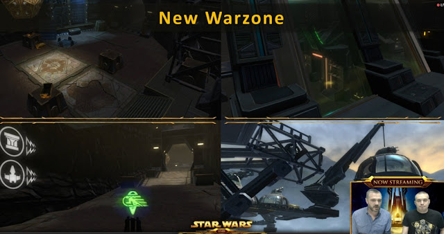 This Week In Videogames 14/02/2016 swtor odessa pvp warzone