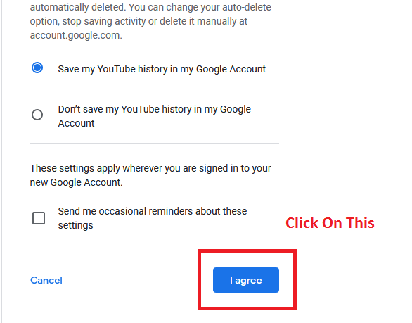 Create A New Gmail Account Free