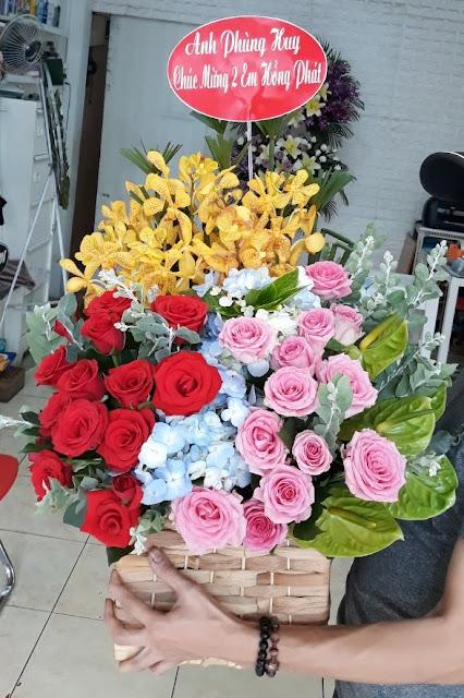 gio hoa dep