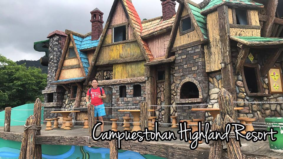 Campuestohan Highland resort iloilo