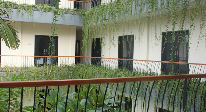 Zuk Hotel Kuta 12