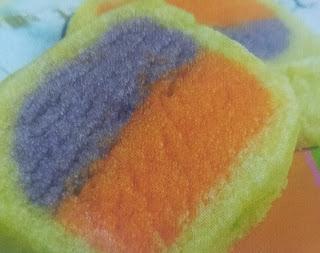 Cara Membuat Kue Cookies Lapis Fantasi