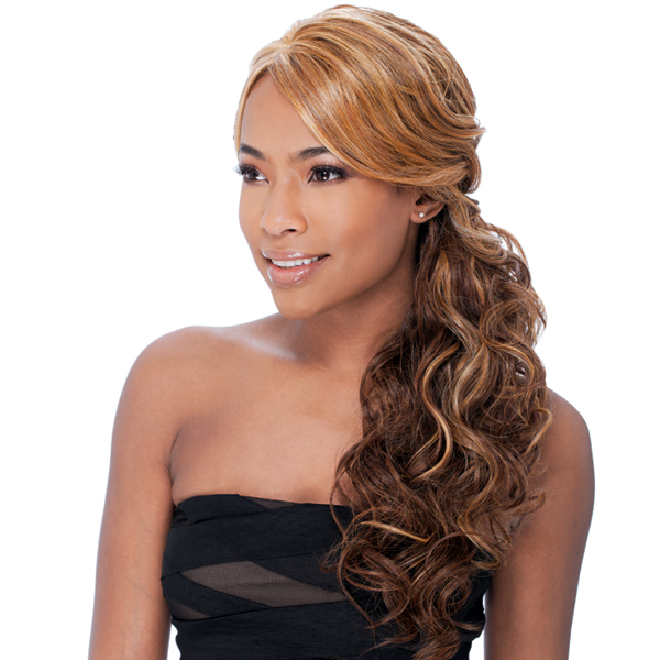 of the hair style updo wigs lace front wig updo wig ponytail 8643