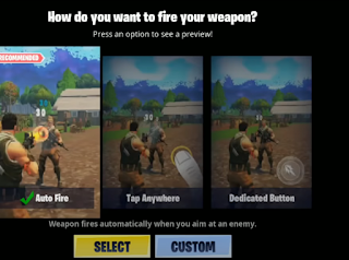 رسميا تحميل و أول تجربة للعبة Fortnite Mobile على Google PlayStore