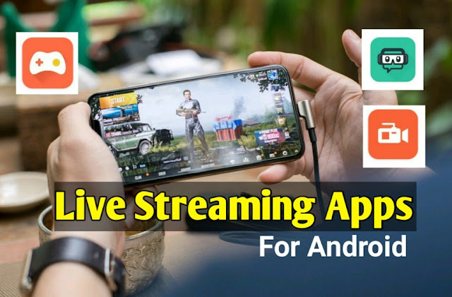 Best live Streaming Apps for Youtube