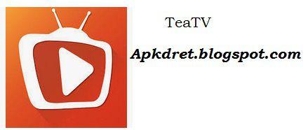 TeaTV 7 5r apk   Apkdret