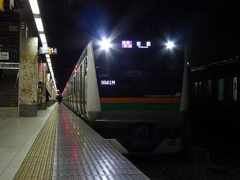 【ダイヤ改正で廃止!】高崎・両毛線 通勤快速 前橋行きE233系