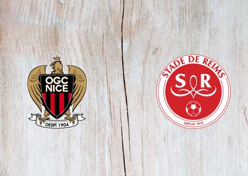 Nice vs Reims -Highlights 11 April 2021