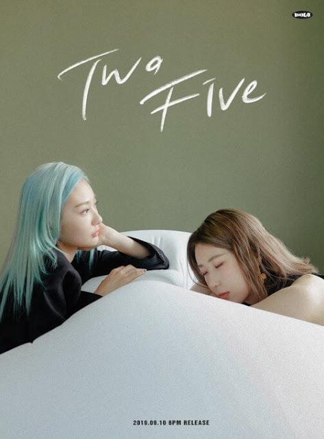 BOL4 볼빨간사춘기 comeback two five