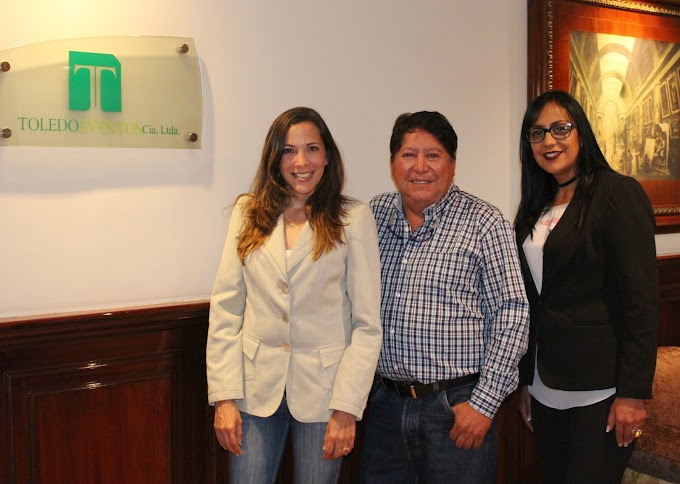 Prnews auspiciante oficial del Master Class Beauty Show Quito