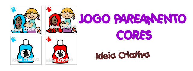 Flash Cards Cores Centro de Estudos Pet Shop
