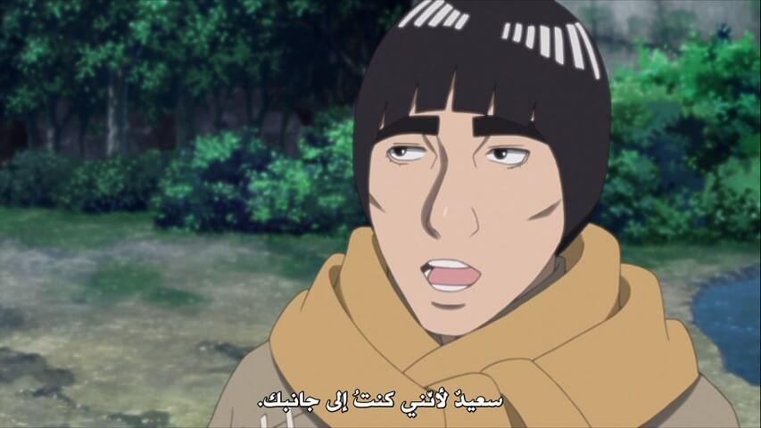 الحلقة 111 من أنمي بوروتو: ناروتو الجيل التالي Boruto: Naruto Next Generations مترجمة