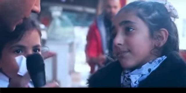 Gak Nyangka, Begini Jawaban Mengejutkan Bocah Palestina Saat Ditanya Yerusalem Ibu Kota Israel