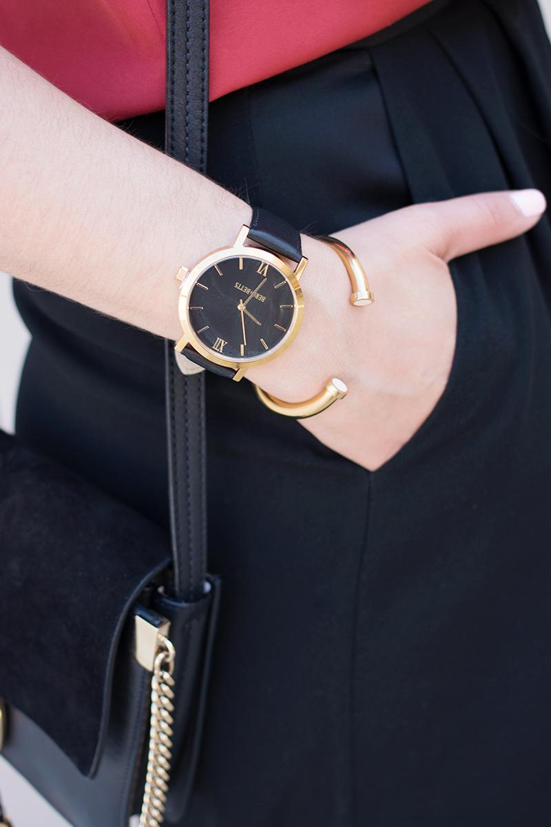 Berg + Betts sustainable watches