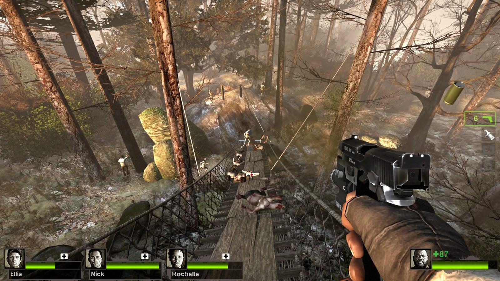 2991 New Comment Descarga Left 4 Dead 2 Para Pc Franxsoft