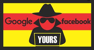 Cara Facebook dan Google Memantau Para Penggunanya