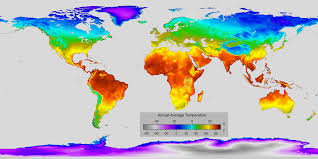 Average Temperature - Average Global Temperature