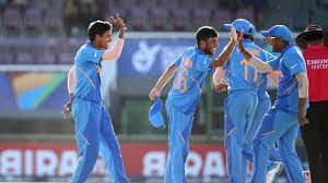 india u19 world cup semi final 2020