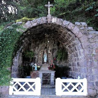 Gruta Nossa Senhora de Lourdes, em Protásio Alves