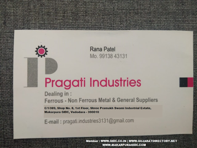 PRAGATI INDUSTRIES - 9913843131 8200088720