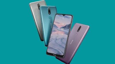 Nokia 2.4 нов модел смартфон