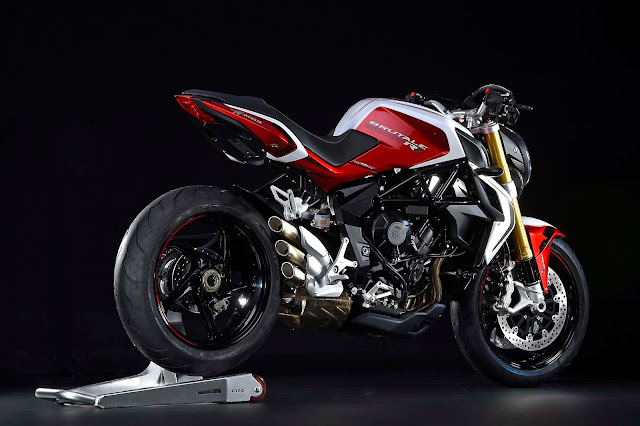 MV Agusta Brutale Specification
