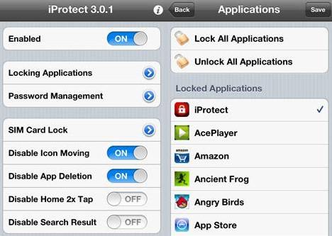 App Lockers