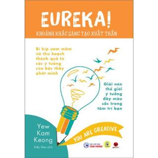 Eureka! Khoảnh Khắc Sáng Tạo Xuất Thần ebook PDF EPUB AWZ3 PRC MOBI