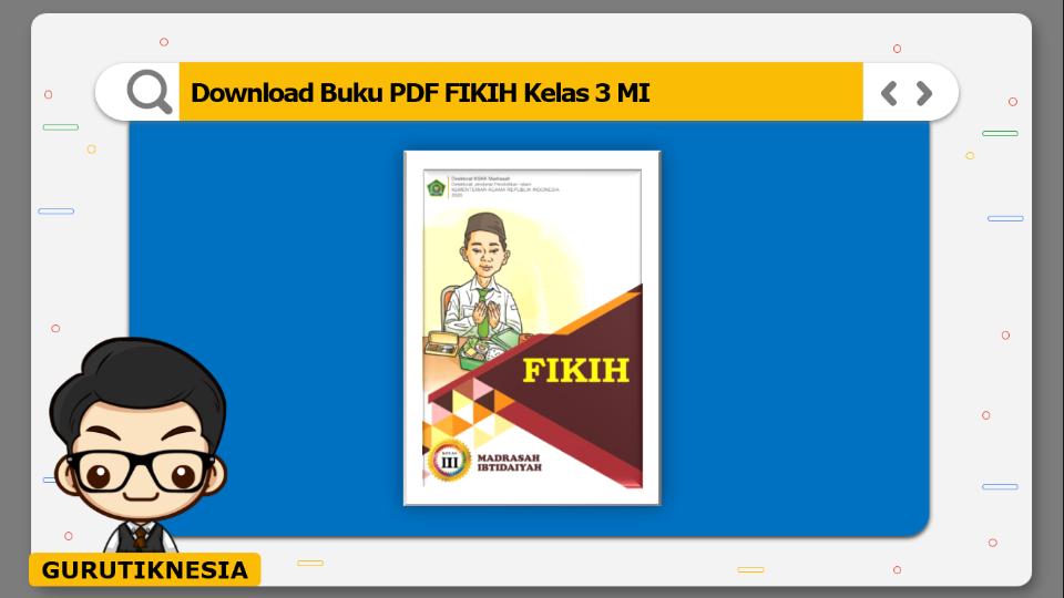download buku pdf fikih kelas 3 mi