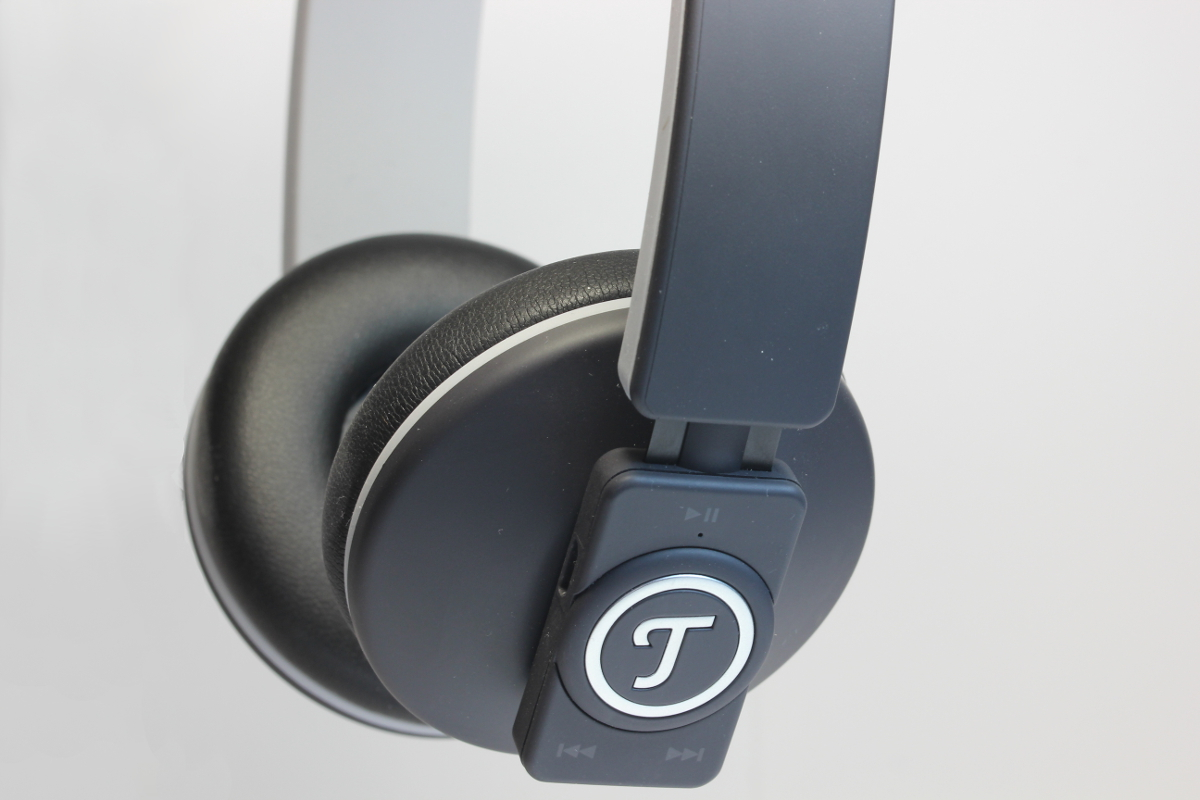 Drehrad Teufel Airy Bluetooth-Kopfhörer