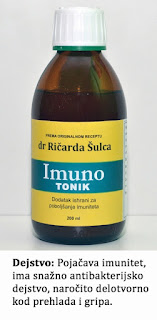 Imuno tonik, tinktura za imunitet