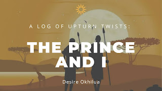 Okhilua Desire, the prince and I, my prince, prince, Readersketch Series, Sunday series
