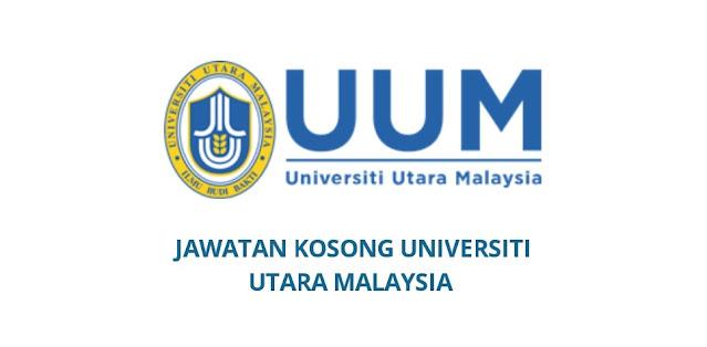 Jawatan Kosong UUM 2021 (Universiti Utara Malaysia)