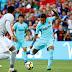 [VIDEO] CUPLIKAN GOL Barcelona 1-0 Manchester United: Gol Neymar Hentikan Rentetan Kemenangan Setan Merah