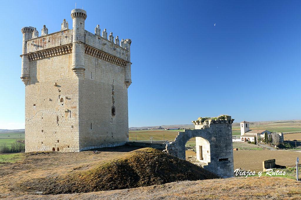 Castillo de Belmonte (Belmonte de Campos)