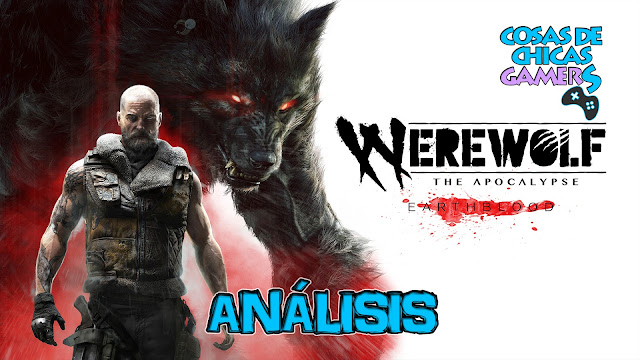 Werewolf the apocalypse_Portada