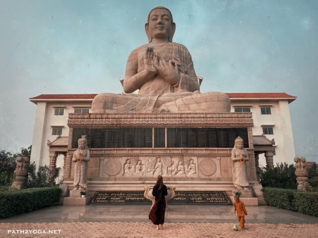 Vietnamese Temple Sarnath