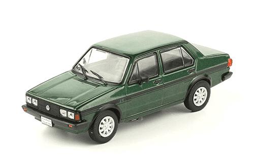 volkswagen Atlantic GLS 1984 1:43, volkswagen collection, colección volkswagen méxico