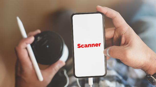 si quieres escanear un documento con tu celular solo debes instalar la aplicación camscanner y listo