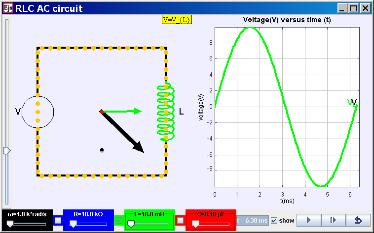 Rc Rl And Lc Circuits A Teaching Tool